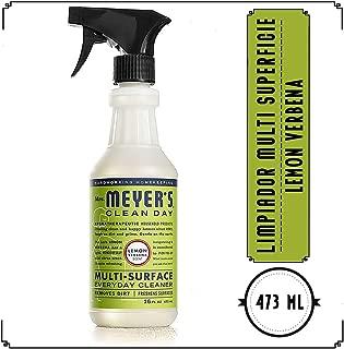 Mrs. Meyer's Clean Day Limpiador Multisuperficie, Lemon Verbena, 473 ml