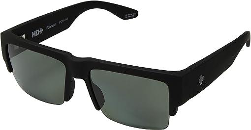Soft Matte Black/HD Plus Gray Green Polar