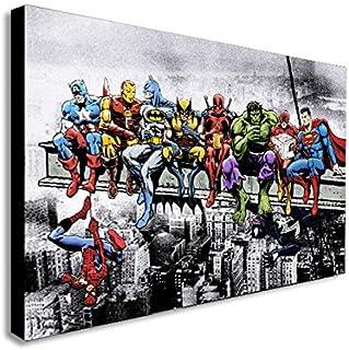 Marvel Super Heros Comics Tous Les Personnages De Dessin Anime