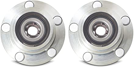 Tomegun 4 to 5 Lug Wheel Bearing Conversion Hub Front Pair For 89-94 S13 Nissan 240SX