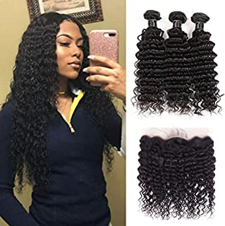 deep wave synthetic hair