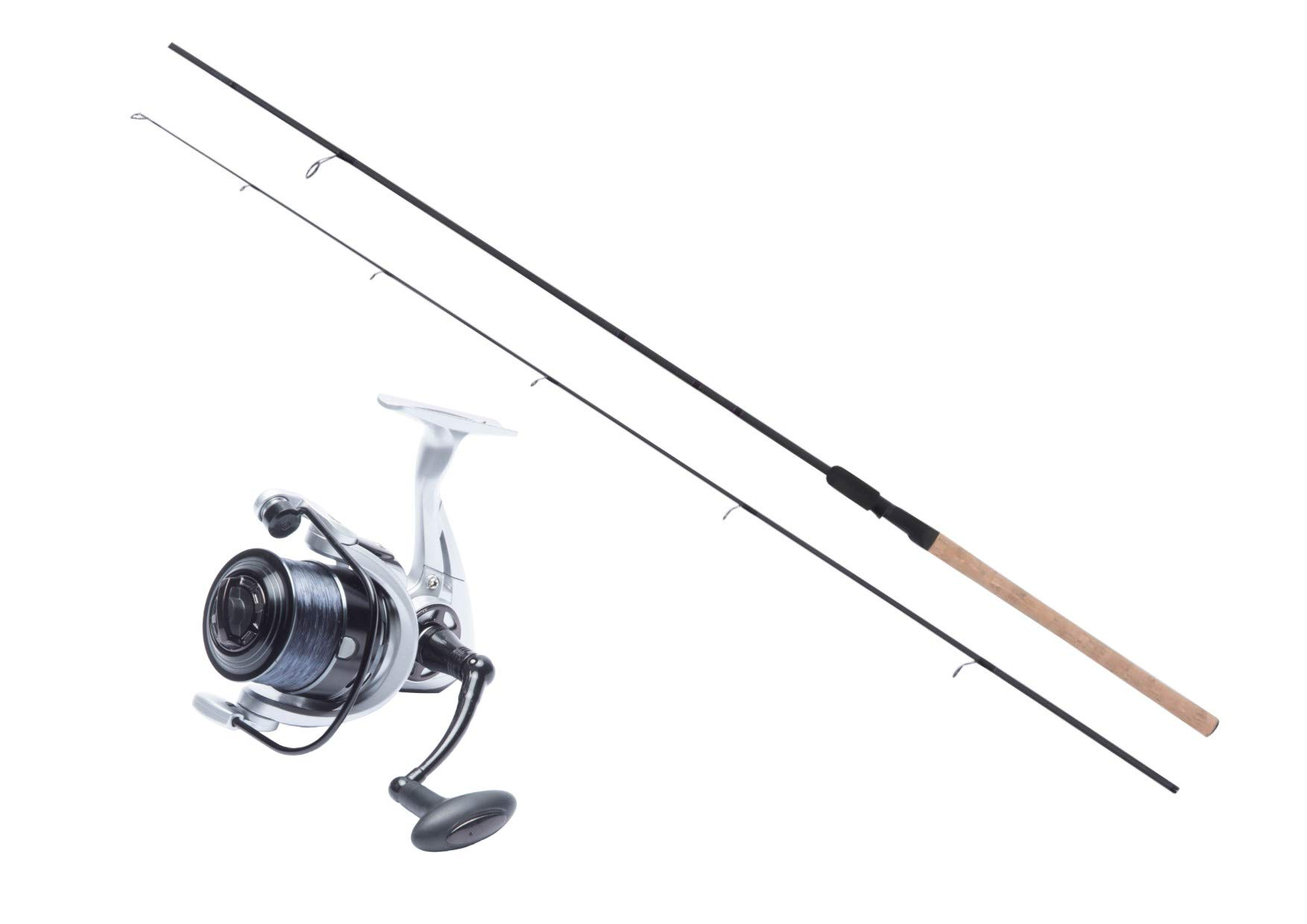 100% Carbon Fiber Fishing Rods With Spinning Fishing Reel