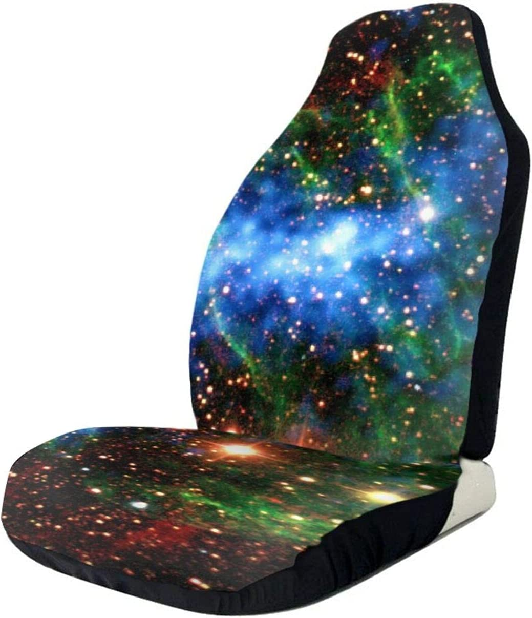 Car Seat Covers Bombing new work Planet Myth Online limited product Front 1 Vehicle Pcs