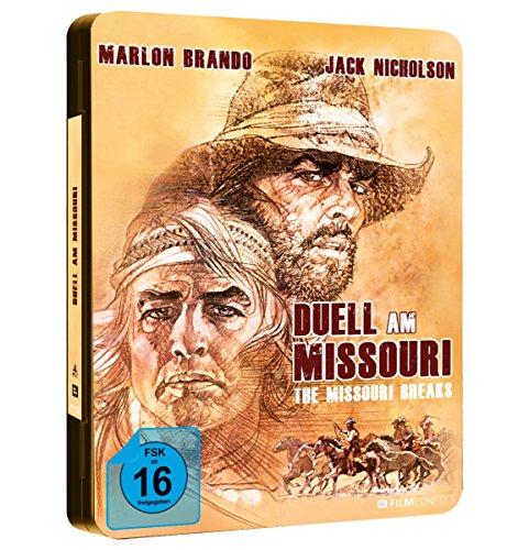 Duell am Missouri - Limitierte Steel Edition (FuturePak) [Blu-ray]