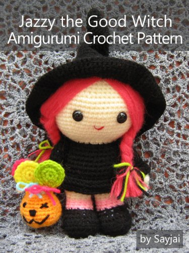 Amazon.com: Nurse Jazzy Amigurumi Crochet Pattern eBook ... | 500x375