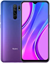 Redmi 9 Smartphone CAMERA 6.53Schermo Full HD + 5020 mAh senza funzione NFC (Sunset Purple, 3GB + 32GB)