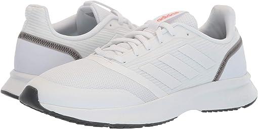 Footwear White/Footwear White/Grey Six