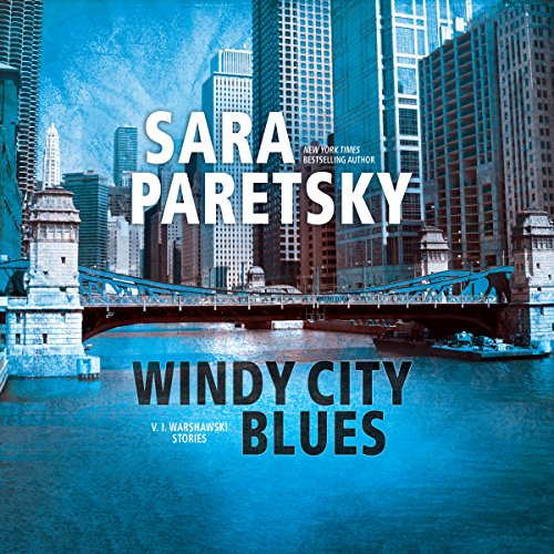 Windy City Blues audiobook cover art