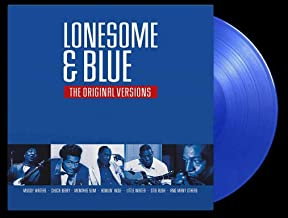 LONESOME & BLUE: THE ORIGINAL VERSIONS (LIMITED BLUE COLOURED VINYL)