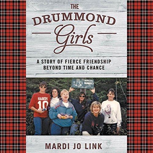 The Drummond Girls audiobook cover art