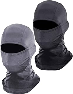 Best Balaclava Ski Mask - Winter Face Cover for Men & Women - Cold Weather Snow Gear for Motorcycle Riding, Skiing & Snowboarding Review