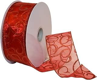 Best red xmas ribbon Reviews