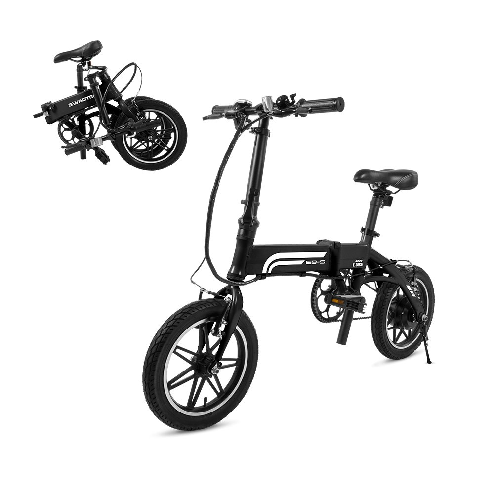 SWAGTRON Swagcycle EB5 Lightweight Aluminum