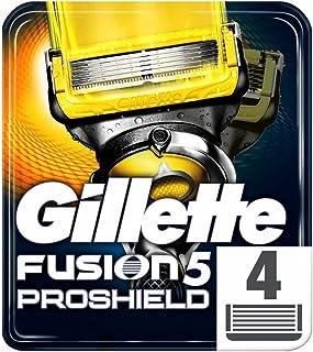 Gillette Fusion Proshield Mesjes, 4 Stuk