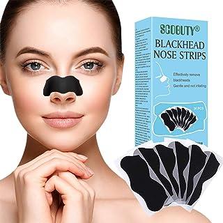 Nosestripes Mitesser,Clearing Up Strips,Pore Strips for Blackheads,Tiefenreinigende Nasenporenstreifen zur Entfernung von Mitessern