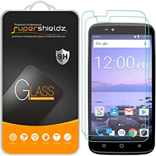 (2 Pack) Supershieldz for Coolpad Canvas Tempered Glass Screen Protector, Anti Scratch, Bubble Free