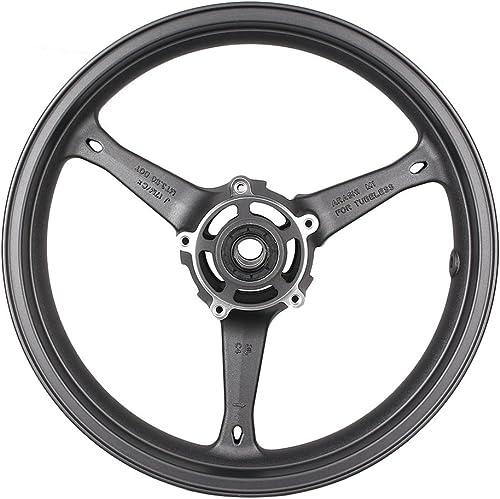 2021 Mallofusa Motorcycle Front Wheel Rim for SUZUKI online sale outlet sale GSXR 600 750 2006-2007 & SUZUKI GSXR 1000 2005-2008 outlet online sale