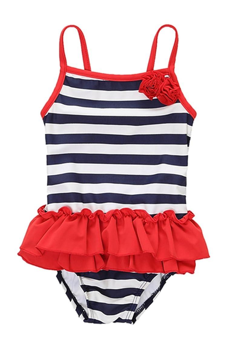 vivicoco Infant Toddler Girls One Piece Swimsuit Baby Girl Bathing Suit Swimwear