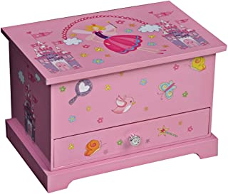 Mele and Co. Kerri Girl's Musical Ballerina Jewelry Box