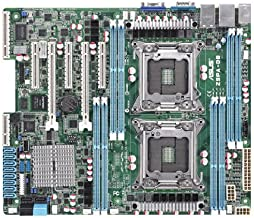 Asus DDR3 1066 Intel-LGA 2011 Motherboard Z9PA-D8 (ASMB6-IKVM)