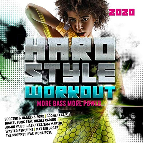 Hardstyle Workout 2020-More Bass,More Power