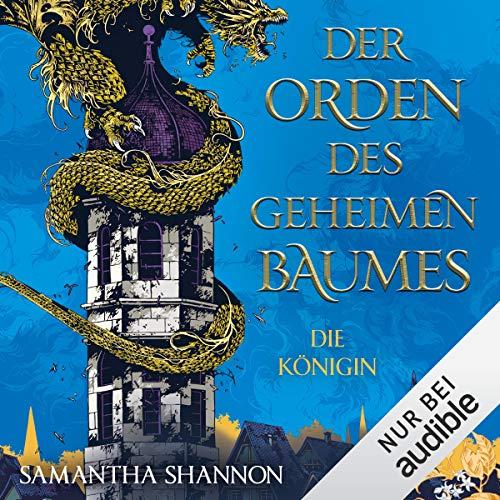 Der Orden des geheimen Baumes - Die Königin Titelbild