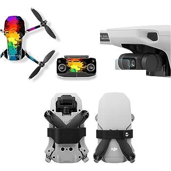 Lukame 8Pcs 4726F-Cs Accessori Di Drone Pala Elica Blu Per Dji Mavic Mini,Plastica