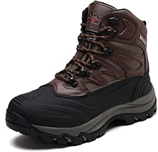 Men's Waterproof Winter Hiking Snow Boots