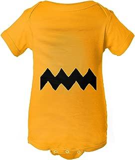 Charlie Brown - Signature Shirt - Funny Baby Onesie Pajamas w/Sleeves