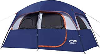 CAMPROS Tent-6-Person-Camping-Tents, Waterproof Windproof...