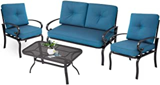 Best wrought iron porch furniture Reviews