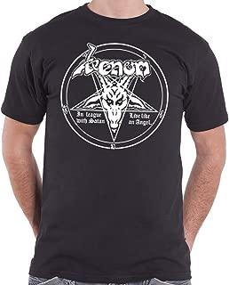 Venom - in League with Satan - Men's T-Shirt Black