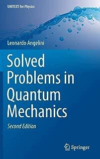 Solved Problems in Quantum Mechanics (UNITEXT for Physics)
