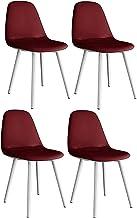 Składane krzesło ogrodowe, Krzesło Nowoczesne minimalistyczne krzesło biurowe Domowa restauracja Oparcie Krzesło komputero...