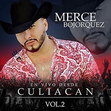 En Vivo Desde Culiacan  Vol. 2