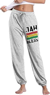 Jah Bless Womens Drawstring Waist Yoga Legging Active Pant with Pocket
