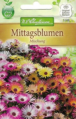 Chrestensen - Flores para el almuerzo, diseño de mezcla