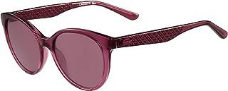 نظارة شمسية للنساء من لاكوست، لون العدسة زهري L831S 526-53 -17-140