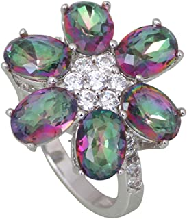 Best hot pink topaz ring Reviews