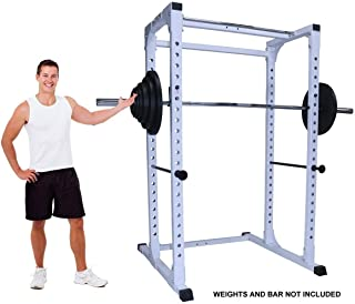 Deltech Fitness Pro Squat Rack