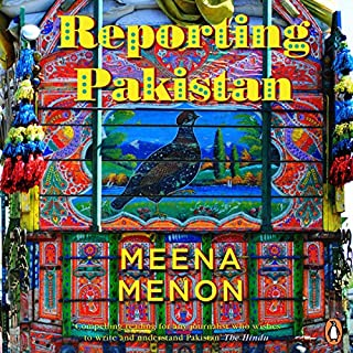 Reporting Pakistan audiobook cover art