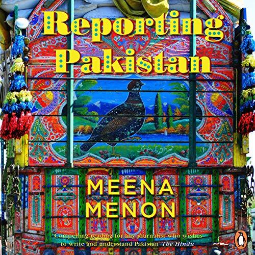 Reporting Pakistan cover art
