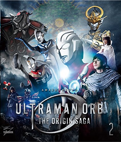 【Amazon.co.jp限定】ウルトラマンオーブ THE ORIGIN SAGA Vol.2 [Blu-ray]