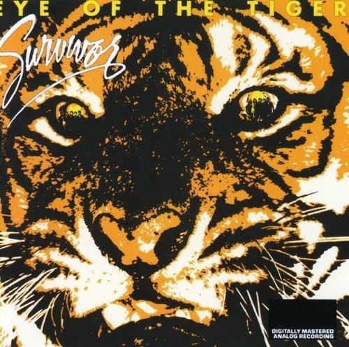 Survivor: Eye of the Tiger (Audio CD)