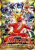 【メーカー特典あり】百獣戦隊ガオレンジャー DVD COLLECTION VOL.1(Amazon.co.jp特典:デカジャケット)