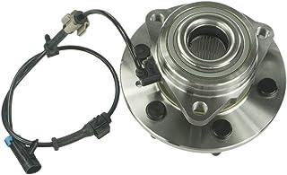 NTY 2/x sensor ABS delantero izquierdo y derecho COMPASS /& Patriot MK 2007/ /2012 /2015// Caliber 2007/