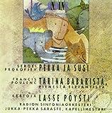 Pekka ja susi & Tarina Babarista, pianista elefantista (Pedro y el lobo & La historia de Babar, el pequeño elefante)