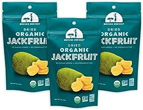 Mavuno Harvest Direct Trade Organic Dried Fruit, Jackfruit, 3 Count