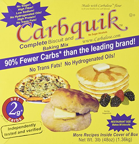 Carbquik Baking Mix 9lbs, 3 Pack