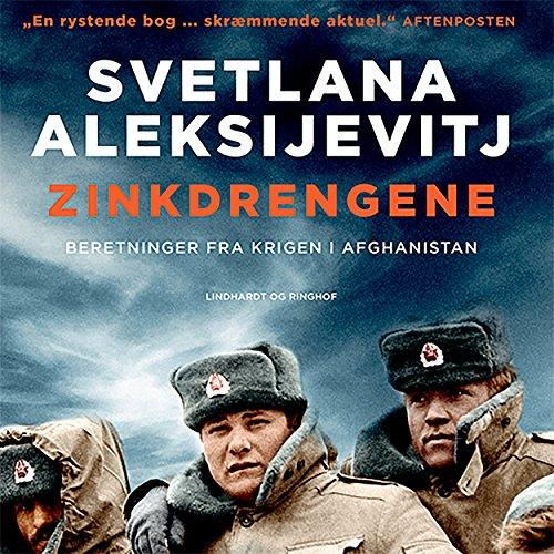 Zinkdrengene: Beretninger fra krigen i Afghanistan cover art